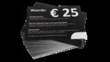 Cadeaubon € 25,-_