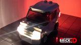 BrickLED 3 x Micro lampje - Wit koud - Verlichting voor LEGO_