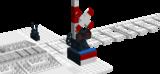 Spoorwegovergang NL_