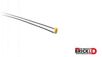 BrickLED Starter set Micro Lampje + AA Batterij Blok - Verlichting voor LEGO