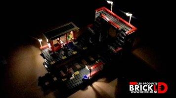 LEGO City Spoorwegstation 7937 Verlichting set