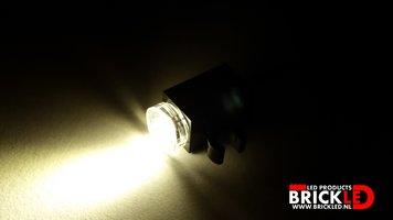 BrickLED 2 x Mini spot - Wit warm - Verlichting voor LEGO
