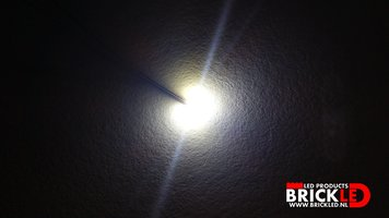 Micro lampje - Wit koud