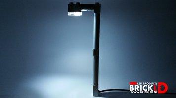 BrickLED 2 x Lantaarn Modern - Wit koud