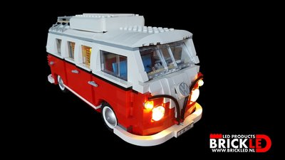 Verlichting Set voor LEGO VW Bus 10220